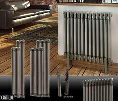 Castillo 2 column radiators