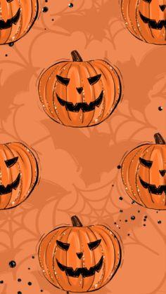 October Wallpaper, Cute Fall Wallpaper, Halloween Wallpaper Iphone, Holiday Wallpaper, Halloween Backgrounds, Cute Wallpaper Backgrounds, Pretty Wallpapers, Wallpaper Quotes, Wallpapers Terror