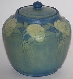 Newcomb Pottery 1911 Covered Jar Bailey