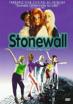 Reel Charlie's review of Stonewall: I've been curious to revisit the 1995 BBC produced Stonewall based on Martin Duberman's novel for some time knowing Rikki Beadle-Blair wrote the screenplay. I remember enjoying the film originally ...