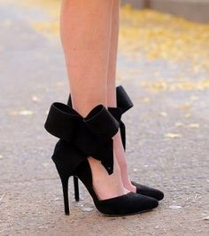 Good looking black shoes