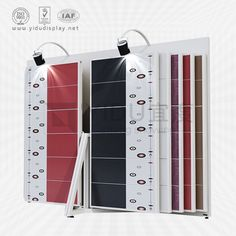 In order to display tiles more intuitively,capture customers' eyes and promote customers' desire to purchase,Today I will introduce you to several common and simple tile display methods. Tile Showroom, Frame Display, Decorative Tile, Wooden Flooring, How To Introduce Yourself, Locker Storage, Tiles, Ceramics, Mosaic