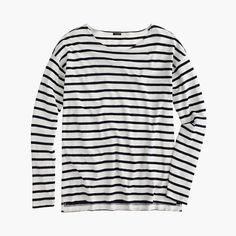 J.Crew Deck Striped T-Shirt