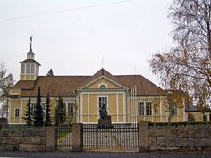 Jalasjärven kirkko. Kuva: MV/RHO Johanna Forsius 2006