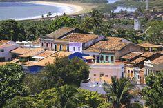 """Olinda, Pernambuco - Brasil  Alguns anos após o descobrimento do Brasil, o figaldo português Duarte Coelho teria dito: """"Oh, linda situação para se construir uma vila"""" e de acordo com esse mito popular, foi aí que Olinda, essa linda cidade, ganhou seu nome!"""