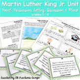Martin Luther King, Jr. Unit & Activities for Middle School - includes reading and writing activities, as well as class discussion questions!