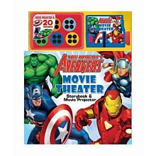 The Mighty Avengers Movie Theater Storybook and Movie Projector