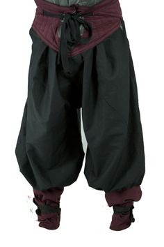 I think these pants would be fun to wear whenever, but I'll stick to Halloween