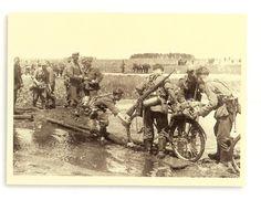 sofwan fash: Album Foto Truppenfahrrad (Pasukan Sepeda) Nazi Jerman
