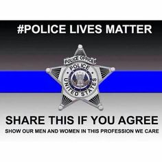 PLEASE America, if you cross paths with an officer, tell them THANK YOU for your service and for protecting us- offer to buy them lunch or something to drink and let them know that they MATTER to you Support Law Enforcement, Law Enforcement Officer, Police Quotes, Police Humor, Cop Quotes, Funny Police, Selfie Quotes, Police Dogs, Nurse Humor
