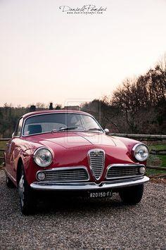 Alfa Romeo Giulietta Sprint by OttoMarzo on DeviantArt