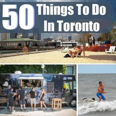 50 Things To Do In Toronto