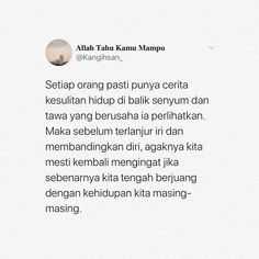 Dear Self Quotes, Hijab Tutorial, Islamic Quotes, Islamic Art, Doa, Allah, Life Quotes, Motivation, Daily Reminder
