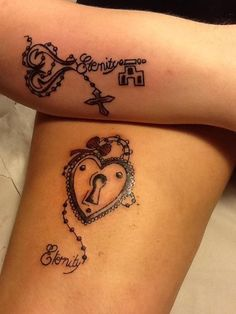 40 Forever Matching Tattoo Ideas For Best Friends | http://www.barneyfrank.net/forever-matching-tattoo-ideas-for-best-friends/