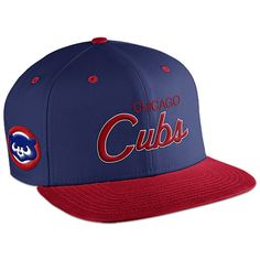 Chicago Cubs Coop SSC Throwback Adjustable Cap by Nike | Sports World Chicago $27.95