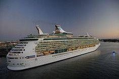 have sailed the Royal Caribbean Mariner of the Seas twice... fav!