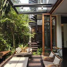 21 Beautiful Terrace Design Ideas