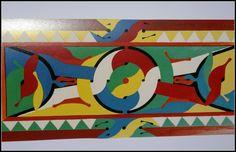 #Maroon art #Suriname