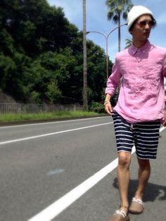 KURE│JUNRedのシャツ/ブラウスコーディネート