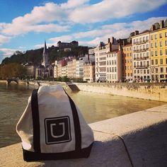 #Uber in #Lyon