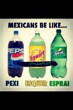 Ayy Muy Cierto jaja Estoy orgullosa de ser Mexicana!