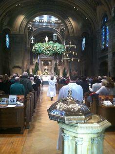 Basilica - Advent Wreath