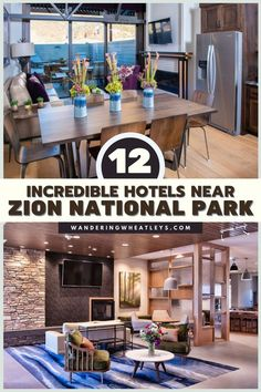 Are you looking for places to stay near Zion National Park? Here are 12 amazing hotels near Zion Mountain National Park for the perfect Utah vacation! I where to stay near Zion Mountain National Park I hotels in Utah I Utah hotels I where to stay in Utah I places to stay near Zion National Park I places to stay in Utah I Utah accommodation I Zion Park hotels I accommodation near Zion National Park I Utah parks I Utah national parks I parks in Utah I USA travel I #ZionNationalPark #Utah #USA Zion Park, Zion National Park, National Parks, Usa Travel Guide, Travel Usa, Travel Guides, Best Hotels, Amazing Hotels, Zion Mountain Ranch