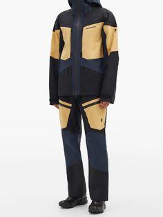 Gravity hooded panelled soft-shell ski jacket   Peak Performance   MATCHESFASHION UK