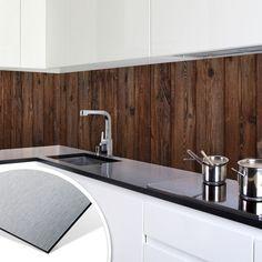 Küchenrückwand - Alu-Dibond - Schiefer Design 02 | Walls