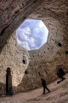 Castel del Monte - Province of Bari, and Barletta Andria Trani, Puglia region Italy