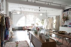 See inside Stone Fox Bride's first retail space.
