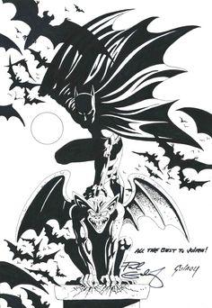 Batman by Paul Gulacy