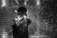 Chicago-based Japanese photographer Satoki Nagata captures spectacular portraits of strangers for his ongoing series titled Lights in Chicag...
