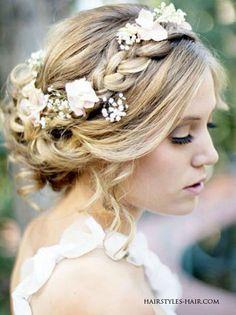 El peinado de una novia es una de las cosas que hacen que un estilismo de novia se encuentre totalmente ambientado y finalizado, y del mismo modo que los ...