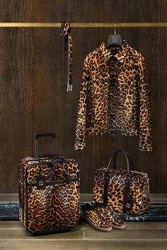 I'm suffering from Puff Daddyitis   Trussardi 1911 Spring/Summer 2011 - Animalier Limited Edition