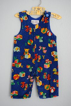 vintage toy overalls my mother made these overalls for my boys