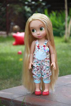 Disney animator dolls. Doll overall for Disney animator dolls