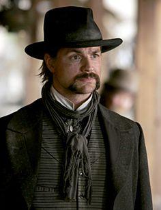 Gale Harold as Wyatt Earp in 'Deadwood'