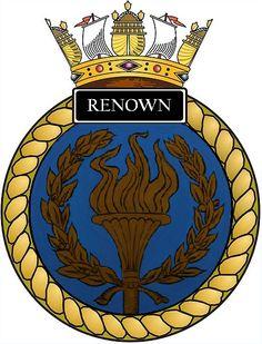 Ships_crest_of_HMS_Renown_(S26).jpg (461×604)