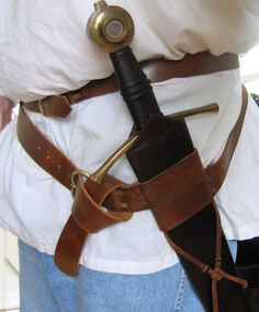 1280-1325 Sword Belts -- myArmoury.com