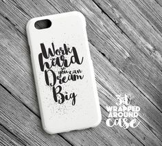 Dream BigiPhone 6s Caseiphone 6s Plus caseiphone by LoudUniverse