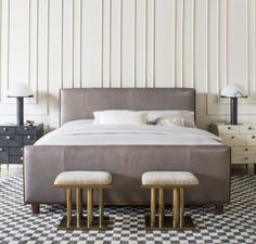 Modern Master Bedroom, Master Bedroom Design, Contemporary Bedroom, Home Bedroom, Contemporary Building, Contemporary Cottage, Bedroom Designs, Contemporary Design, Contemporary Apartment