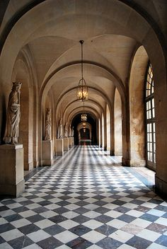Chateau Chenonceau. Inspiration.