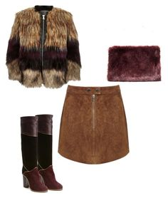 """Untitled #4192"" by browneyegurl ❤ liked on Polyvore featuring River Island, Lanvin and Miss Selfridge"