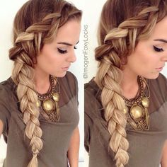Foxy locks braid love!!