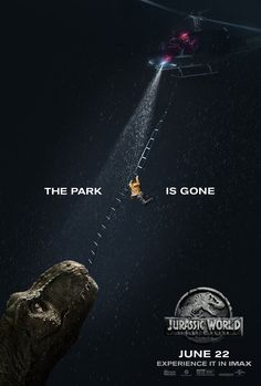 You are watching the movie Jurassic World: Fallen Kingdom on Putlocker HD. Three years after the demise of Jurassic World, a volcanic eruption threatens the remaining dinosaurs on the isla Nublar, so Claire Dearing, the former park Jurassic Movies, New Jurassic World, Jurassic Park Series, Jurassic World Dinosaurs, Jurassic World Fallen Kingdom, Jurassic World Poster, Dinosaurs Live, Michael Crichton, Falling Kingdoms