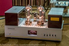 Part-Time AudiophileCES 2015: Acoustic Zen and Triode Corp crack space, let in the monsters