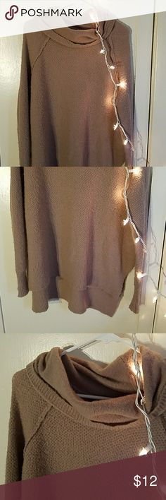 Light Purple Kint Sweater Amazing condition only worn once :) feel free to make offer if interested! 🌿 Mossimo Supply Co. Sweaters Crew & Scoop Necks