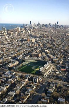 Chicago, Illinois. wrigley and all :)