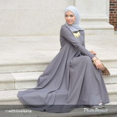 """""""#ilovehijab #hijab #beauty #fashion #style #outfit @withloveleena// for a chance to be featured, mention @hijab_queen n hashtag #ilovehijab in your post."""""""